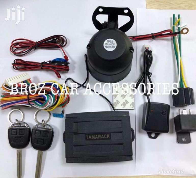 Tamarrack Car Alarm With Keys