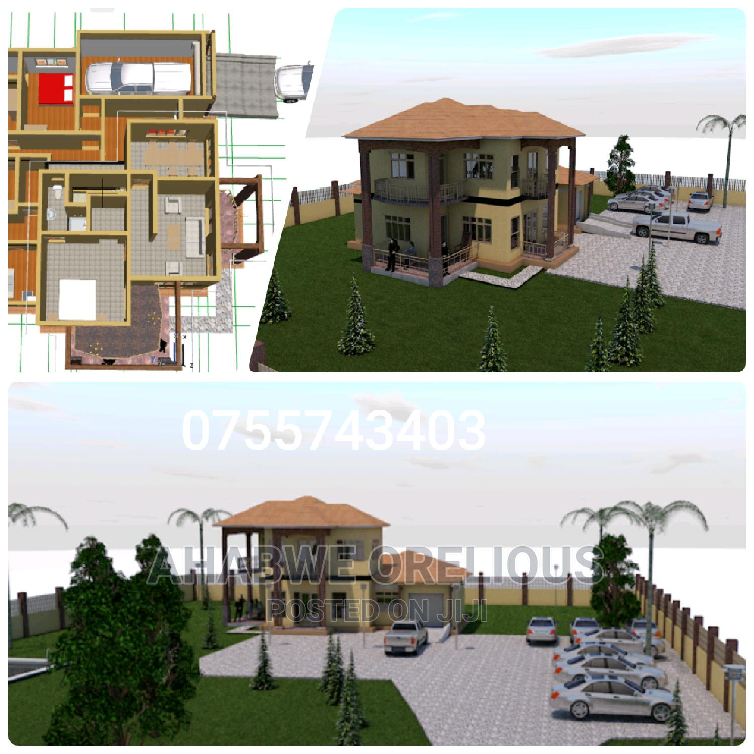 Design And Construction   Building & Trades Services for sale in Kampala, Uganda