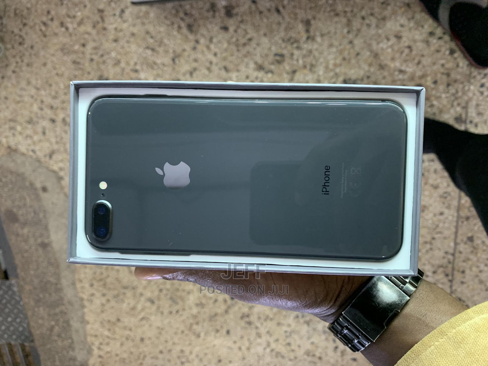 Archive: New Apple iPhone 8 Plus 64 GB Black