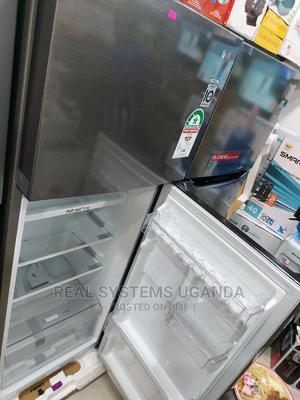LG Double Door Refrigerator - 222L Fridge   Kitchen Appliances for sale in Kampala