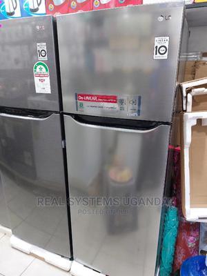 LG Double Door Refrigerator- 265L Frostfree Fridge   Kitchen Appliances for sale in Kampala