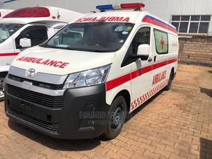 Toyota Hiace Ambulance 2020   Buses & Microbuses for sale in Kampala