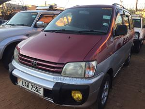 Toyota Noah 2001 2.0 FWD (8 Seater) Red | Cars for sale in Kampala