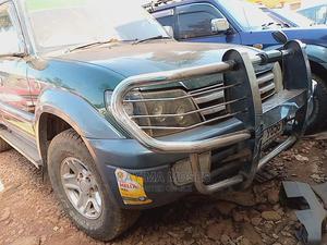Toyota Land Cruiser Prado 1999 Green   Cars for sale in Kampala