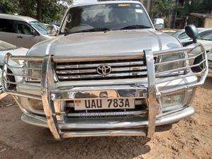 Toyota Land Cruiser Prado 1999 2.7 16V 5dr Silver   Cars for sale in Kampala