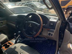New Mitsubishi Pajero 2007 Black   Cars for sale in Kampala