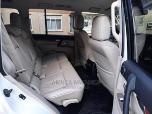 New Mitsubishi Pajero 2007 White   Cars for sale in Kampala