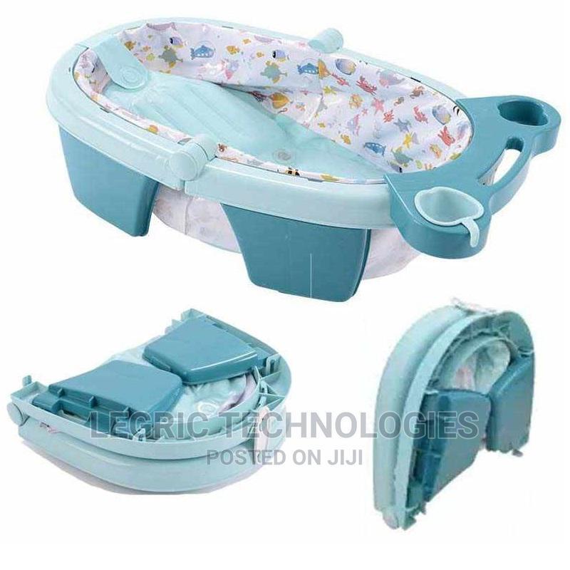 Foldable Baby Bathtub   Baby & Child Care for sale in Kampala, Uganda