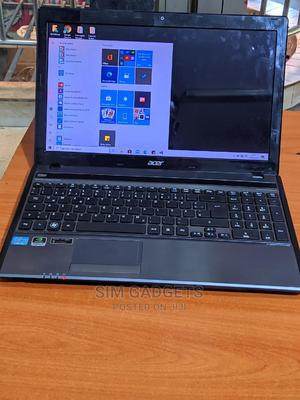 Laptop Acer Aspire 5755 4GB Intel Core I5 HDD 500GB | Laptops & Computers for sale in Kampala