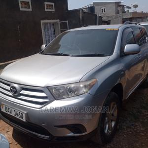 Toyota Kluger 2012 Silver   Cars for sale in Kampala