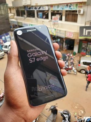 Samsung Galaxy S7 edge 64 GB Black | Mobile Phones for sale in Kampala