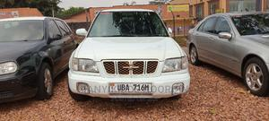 Subaru Forester 2001 White | Cars for sale in Kampala