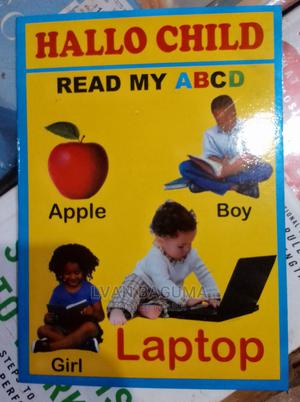 Hallo Child Read My ABCD Book for Babies and Kids | Books & Games for sale in Kampala