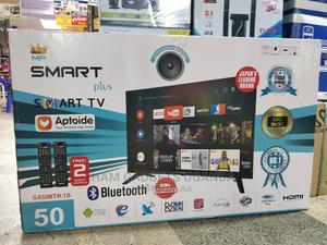 "Smart Plus TV Smart 50""   TV & DVD Equipment for sale in Kampala"