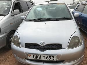 Toyota Vitz 2002 Silver | Cars for sale in Kampala