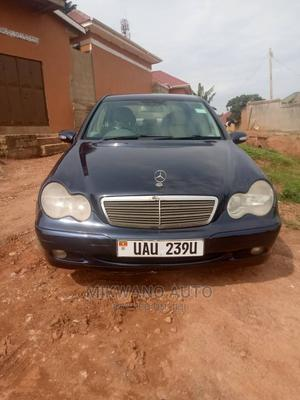 Mercedes-Benz C200 2004 Blue | Cars for sale in Kampala, Central Division