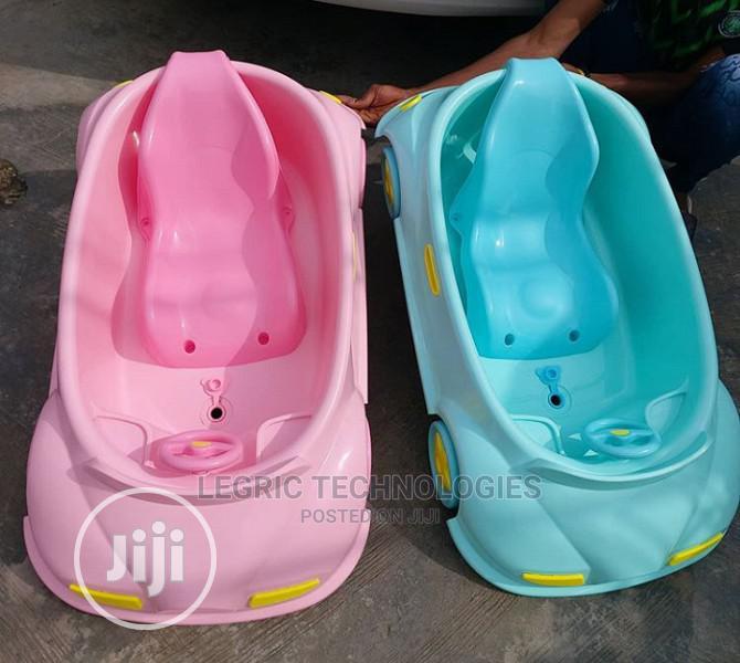 Baby Car Bathtub/ Basin