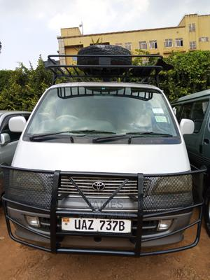 Toyota HiAce 1997 Silver   Buses & Microbuses for sale in Kampala