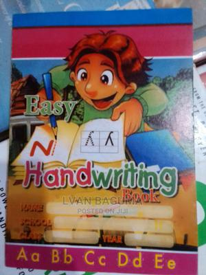 Easy Hand Writing Book for Babies and Kids | Books & Games for sale in Kampala