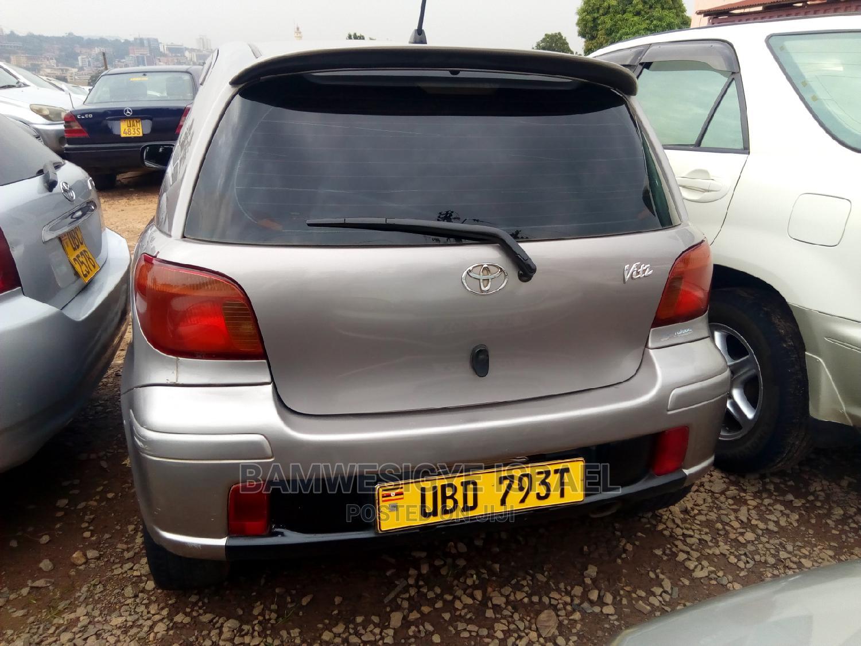Toyota Vitz 2004 Gray | Cars for sale in Kampala, Uganda