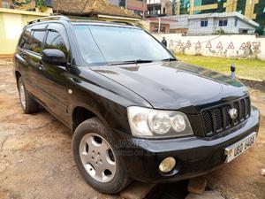 Toyota Kluger 2005 Black | Cars for sale in Kampala