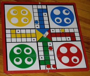 36 by 36 Inch Local Ludo Game | Books & Games for sale in Kampala