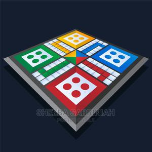 24 by 24inch Ludo Board Game   Books & Games for sale in Kampala