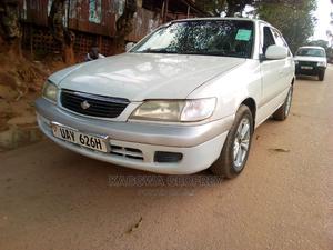 Toyota Premio 1998 White   Cars for sale in Kampala