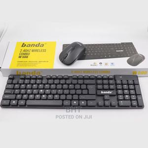 Wireless Keyboard and Mouse   Computer Accessories  for sale in Kampala, Central Division