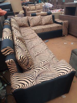 Sofa Chair L Shape   Furniture for sale in Kampala