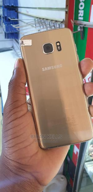 Samsung Galaxy S7 edge 32 GB Gold | Mobile Phones for sale in Mukono