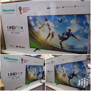 Hisense 50 Inches Smart UHD TV | TV & DVD Equipment for sale in Kampala