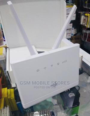Hi-Link Wifi 4G LTE Router CPE Pro   Networking Products for sale in Kampala