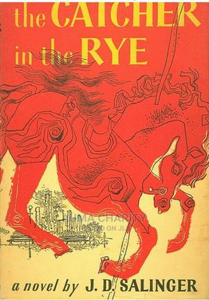 Soft Copy of the Catcher of the Rye Novel   Books & Games for sale in Kampala