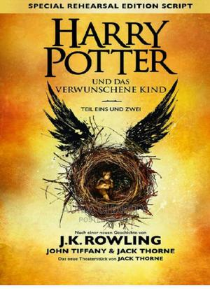 Soft Copy of Harry Potter and the Cursed Children Novel   Books & Games for sale in Kampala