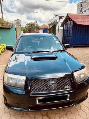 Subaru Forester 2006 Black | Cars for sale in Kampala, Makindye