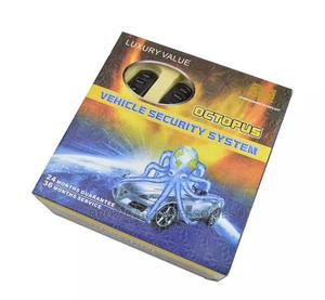 Octopus Car Alarm System One Way | Vehicle Parts & Accessories for sale in Kampala