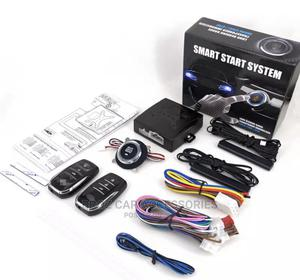 Push to Start Keyless Car Alarm | Vehicle Parts & Accessories for sale in Kampala