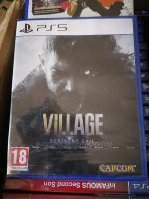 Ps5 Resident Evil Village New | Video Games for sale in Kampala