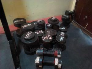Gym Weights   Sports Equipment for sale in Kampala, Kawempe