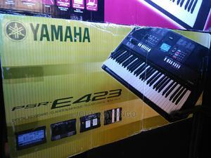 Keyboard Yamaha PSR E423   Musical Instruments & Gear for sale in Kampala