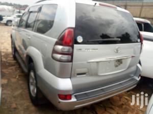 New Toyota Land Cruiser Prado 2005 Silver | Cars for sale in Kampala