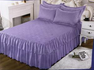 Purple Bedliner Pure Cotton   Home Accessories for sale in Kampala
