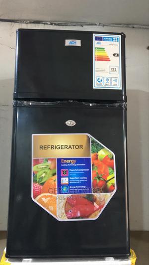 98L Adh Double Door Fridge | Kitchen Appliances for sale in Kampala