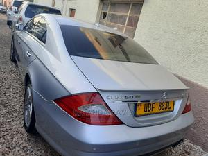 Mercedes-Benz CLS 2008 350 CDi Silver | Cars for sale in Kampala