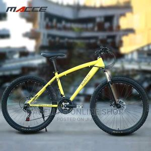 Macce Mountain Bike ,21 Speed ,26 Size, With Disc Brakes. | Sports Equipment for sale in Kampala
