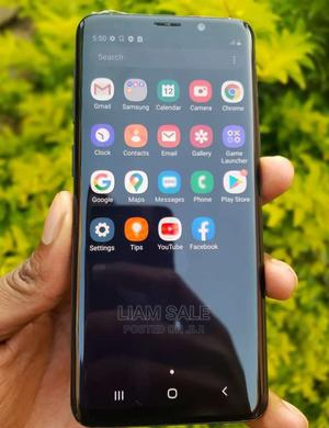 Samsung Galaxy S8 Plus 64 GB Black   Mobile Phones for sale in Kampala