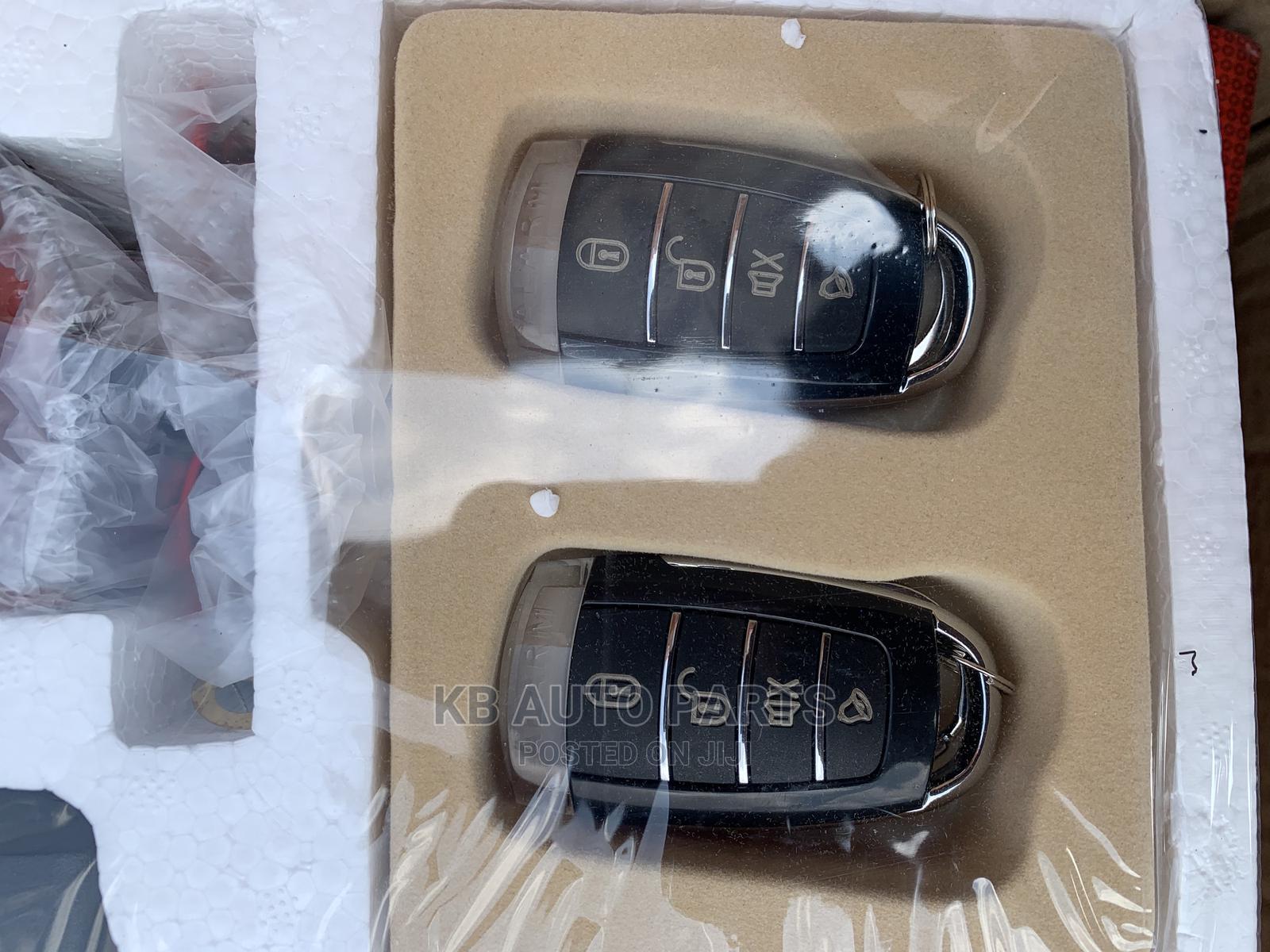 Security Car Alarms