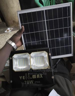 Flood Light With Panel   Solar Energy for sale in Kampala