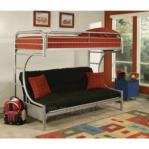 Self Contained Metallic Bunk Beds (Code:DTO/0045) | Furniture for sale in Kampala